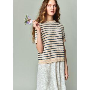 Nr 2 Marian T-Skjorte - 2104