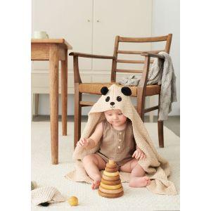 Nr 5 Teddy Håndkle - 2106